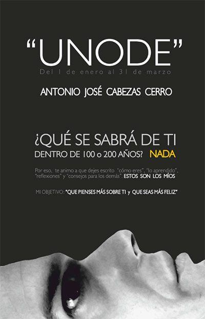Libro 'Unode', de Antonio José Cabezas Cerro