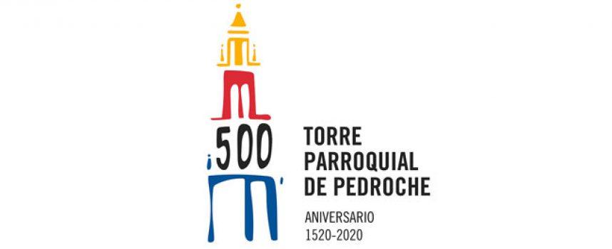 Ya se dispone de un logo para el 500 aniversario de la Torre de Pedroche
