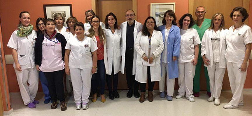 La Unidad de Aparato Locomotor del Área Sanitaria Norte de Córdoba finalista en la 14ª edición de los Premios Best in Class