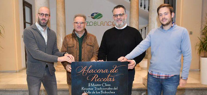 El Ayuntamiento de Pozoblanco y Piedra y Cal presentan la II Master Class de recetas tradicionales de Los Pedroches