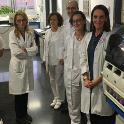 La Unidad de Anatomía Patológica del Hospital Valle de los Pedroches renueva los equipos técnicos