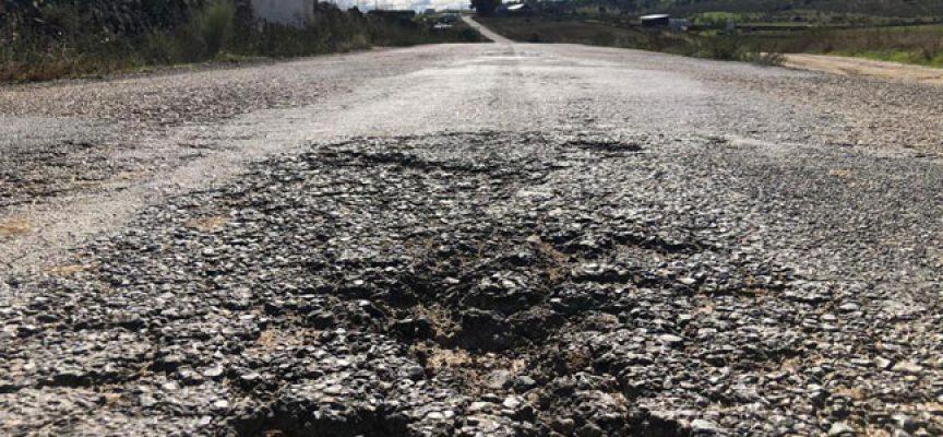 El PP de Pozoblanco llevará de nuevo al Pleno una moción para exigir la reforma integral de la carretera de Villaharta