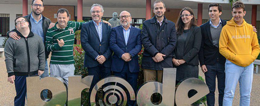 Solar del Valle firma con Fundación PRODE el Convenio Empresa con Alma