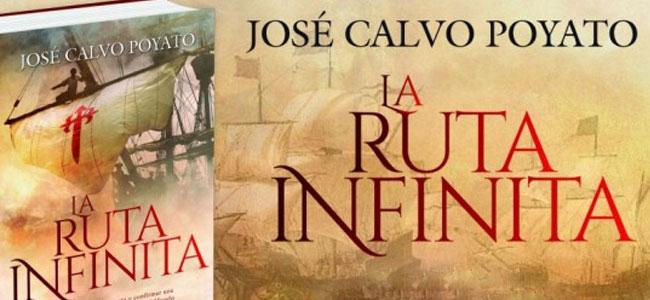 José Calvo Poyato presentará en El Mirador del Silo de Pozoblanco su novela 'La ruta infinita'