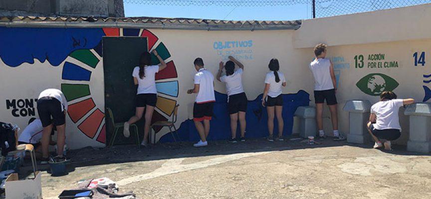Pozoblanco renueva su alianza con Cruz Roja para difundir los ODS