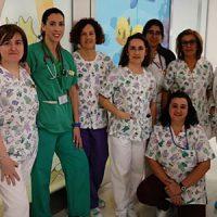 Entra en funcionamiento la nueva planta de Pediatría del Hospital Valle de Los Pedroches