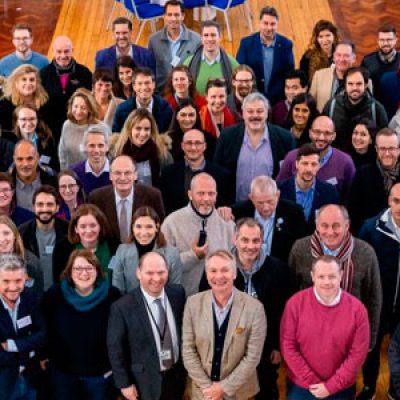 La Asociación Benéfico-Social 'El Salvador', de Pedroche, participa en un proyecto de ámbito europeo