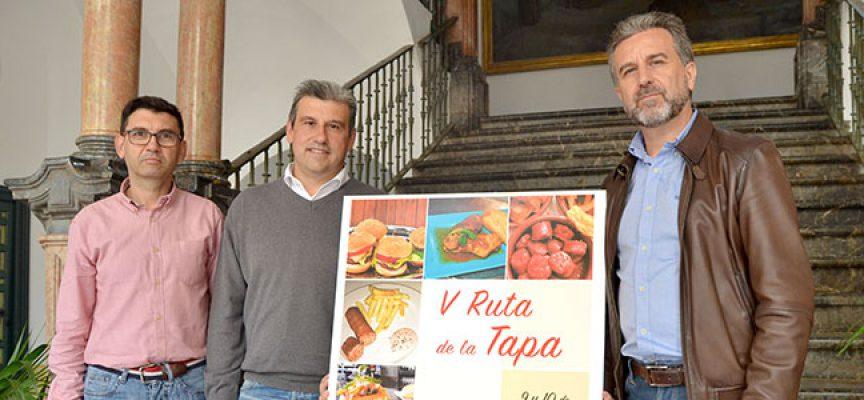 La 5ª Ruta de la Tapa de Villaralto ofrecerá a vecinos y visitantes la mejor gastronomía de este municipio