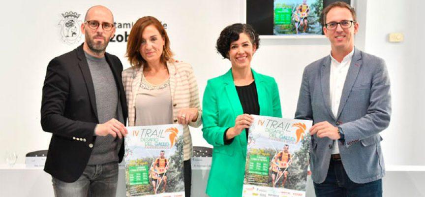 Más de 200 corredores participarán en el IV Trail Desafío del Gallo