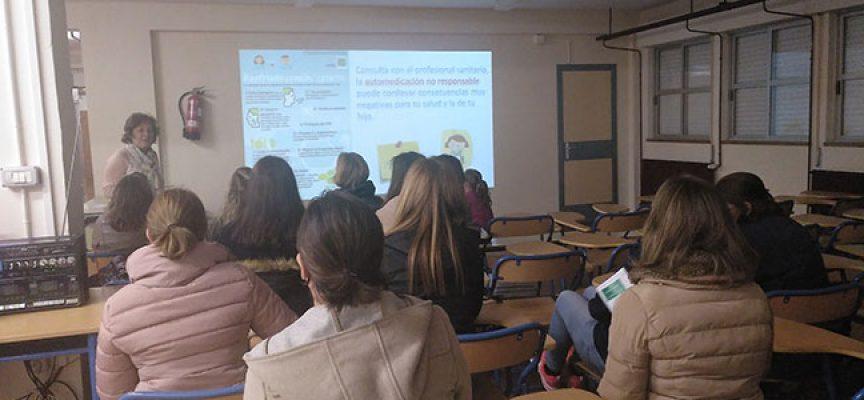 El Área Sanitaria Norte de Córdoba conciencia del uso adecuado de antimicrobianos