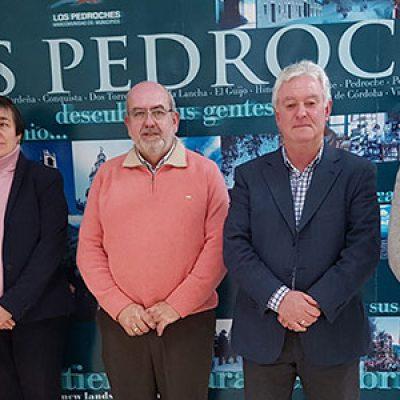 La Mancomunidad de Los Pedroches se ha reunido con representantes de las comarcas limítrofes