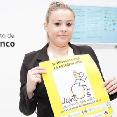 Una marcha inclusiva y una ruta turística en las IV Jornadas por la Discapacidad en Pozoblanco
