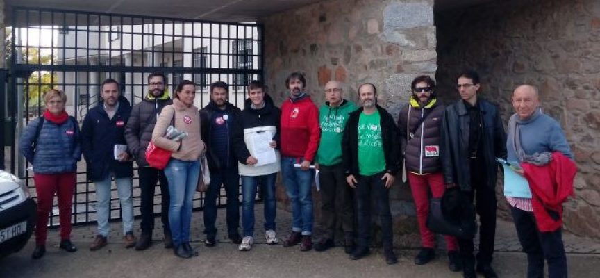 Manifiesto en apoyo a Héctor, alumno del IES San Roque de  Dos Torres