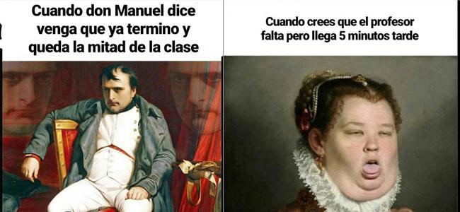 Memes e Historia