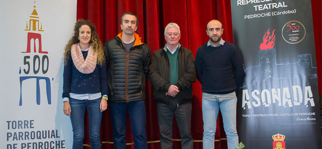 En marcha un taller de teatro para la representación de 'Asonada' en agosto de 2020 en Pedroche