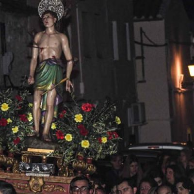 San Sebastián, devoción jarota desde el siglo XIV