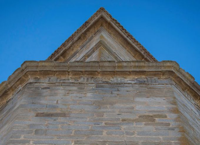 500 Aniversario de la Torre de Pedroche (3): el alumnado del colegio 'dibujan su torre'