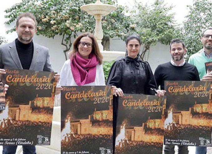 Tradición, gastronomía y patrimonio en la Fiesta de la Candelaria de Dos Torres