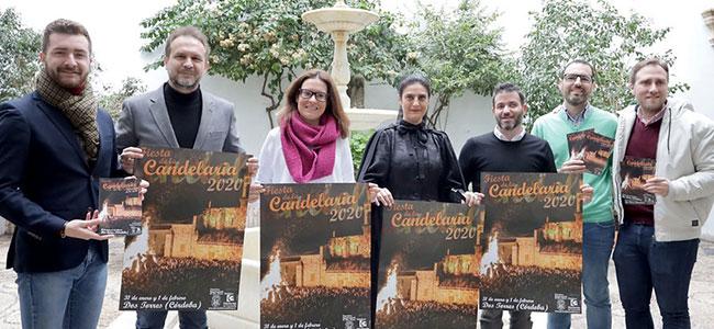 Tradición, gastronomía y patrimonio se aúnan en una nueva edición de la Fiesta de la Candelaria de Dos Torres