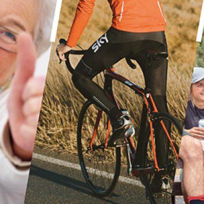 Fundación PRODE pone en marcha la iniciativa 'Kilómetros por nuestros mayores'