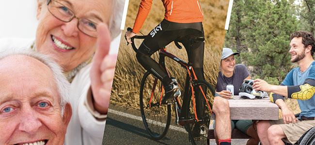 Kilómetros por nuestros mayores