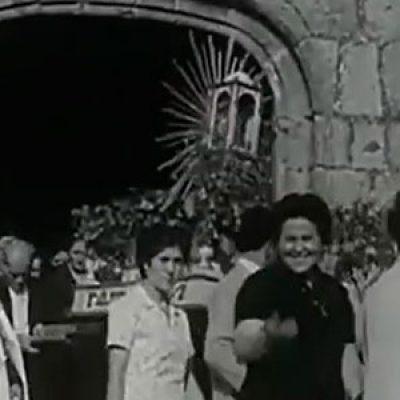 Celebración de la Virgen de Guía en Villanueva del Duque en 1971 y 1974 [vídeo]