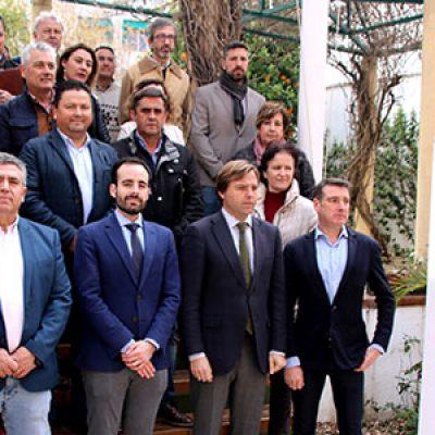 Subvenciones a seis ayuntamientos de Los Pedroches para modernizar su comercio ambulante