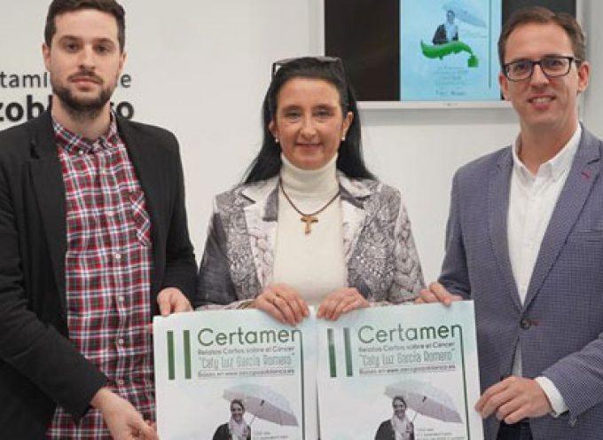 Llega la segunda edición del certamen de relatos cortos sobre el cáncer 'Caty Luz García Romero'