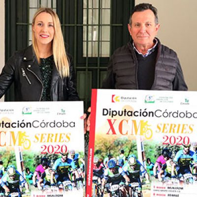 La competición de ciclismo de montaña 'Diputación de Córdoba XCM Series 2020' comienza en Belalcázar