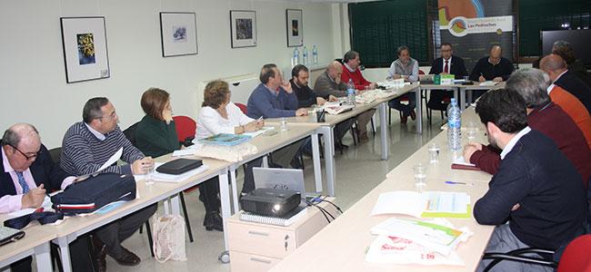 El GDR de Los Pedroches evalúa la Estrategia de Desarrollo Rural y acuerda la simplificación de criterios
