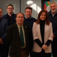 Segunda reunión de comarcas limítrofes para luchar contra la despoblación, con la participación de la Mancomunidad de Los Pedroches