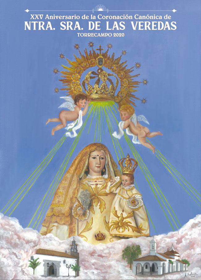 XXV Aniversario de la Coronación Canónica de la Virgen De las Veredas de Torrecampo