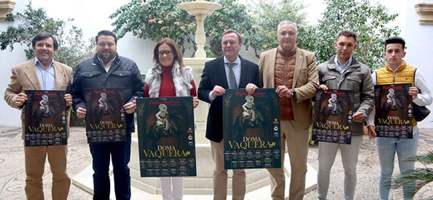 La tercera edición de la Copa Medina Azahara de Doma Vaquera llegará a Pozoblanco y Villanueva de Córdoba
