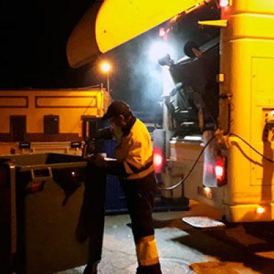 Epremasa garantiza la prestación del servicio de recogida de residuos