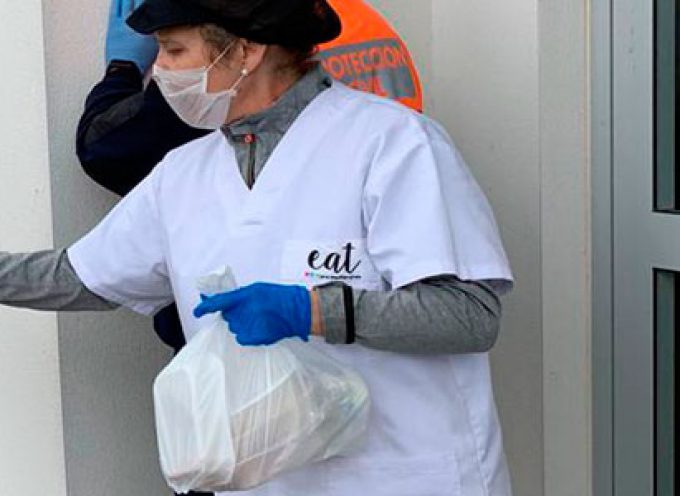 El Ayuntamiento de Pozoblanco coordina la entrega de los menús escolares del plan SYGA