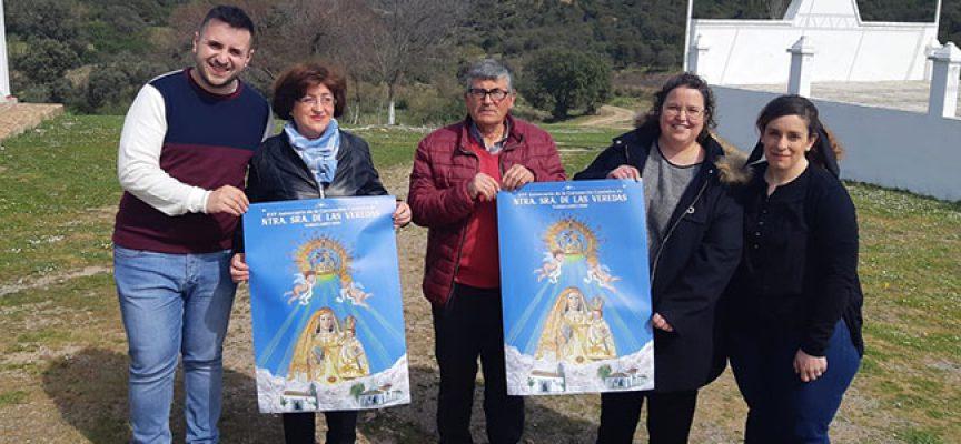 Presentados el cartel y los actos del XXV Aniversario de la Coronación Canónica de la Virgen De las Veredas de Torrecampo