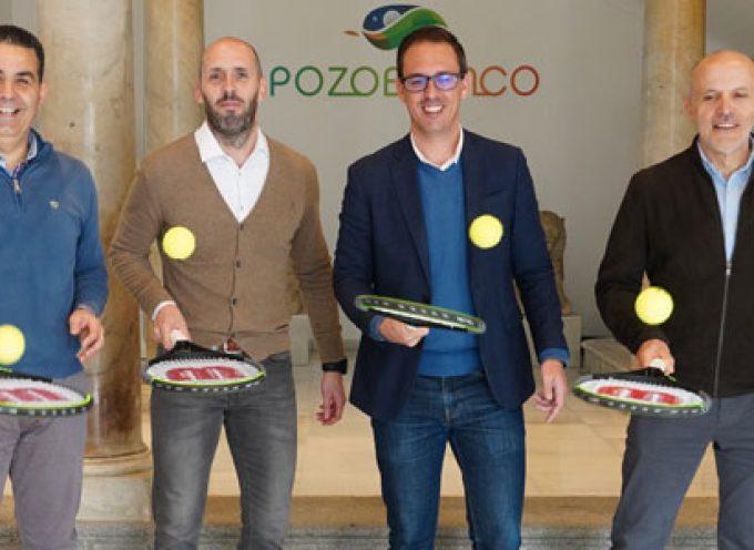 El Open de Tenis de Pozoblanco acogerá por primera vez los torneos masculino, femenino y europeo sub 12
