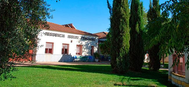 Residencia Municipal de Mayores Isidoro Fernández de Villaralto
