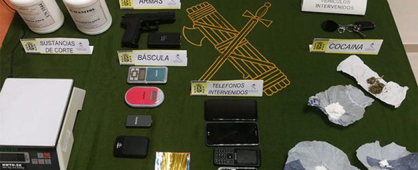 Detenidas dos personas en Pozoblanco que se saltaron las medidas de restricción de movilidad y transportaban droga