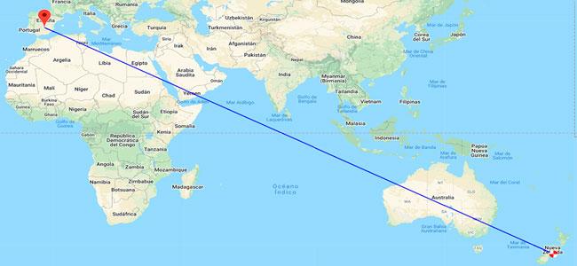 500 Aniversario de la Torre de Pedroche (6): Hasta Nueva Zelanda a través de las ondas de radio