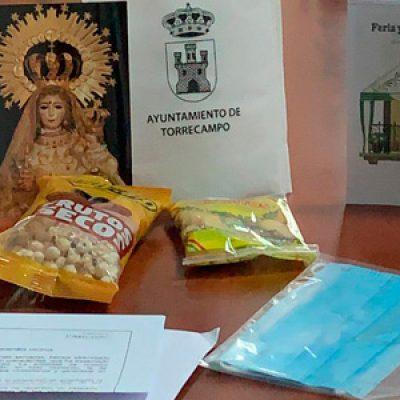 Una atípica Feria y Fiestas en honor a la Virgen de Veredas en Torrecampo