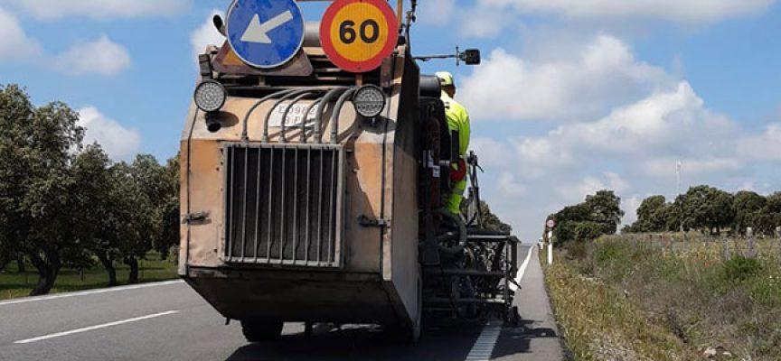 La Junta destina 49.000 euros a la mejora de la carretera A-424 entre Pozoblanco y Villanueva de Córdoba
