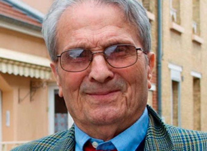 """El Gobierno entregará la declaración de """"reparación personal"""" a Juan Romero, superviviente de Mauthausen"""