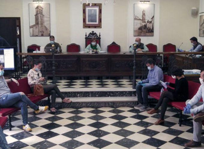 El Ayuntamiento de Villanueva de Córdoba aprueba una dotación de 107.000 euros para frenar los efectos del COVID-19