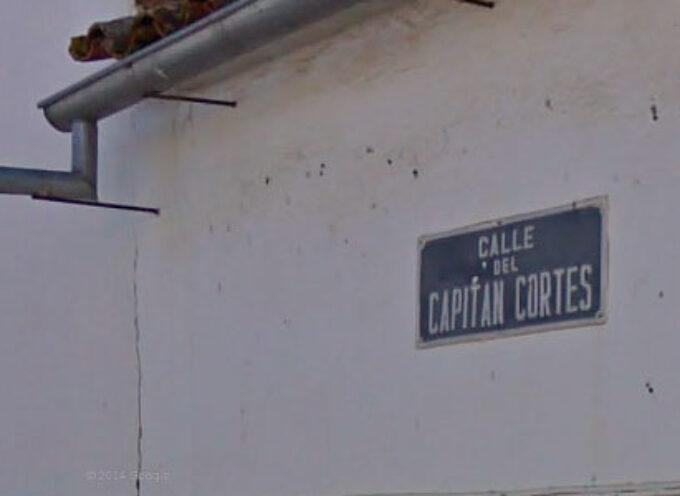 Compromís desvela que Belalcázar mantiene una calle dedicada a un capitán republicano