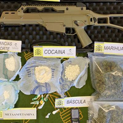 Desarticulado un grupo delictivo dedicado al tráfico de drogas en Pozoblanco
