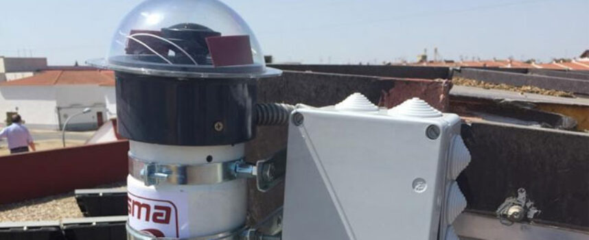 La Sociedad Malagueña de Astronomía instala una estación astronómica en El Viso