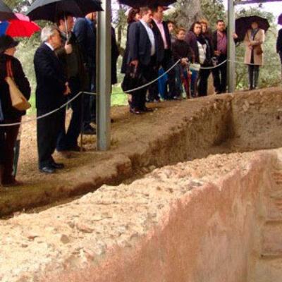 La Junta destaca el Patrimonio Arqueológico de la provincia de Córdoba