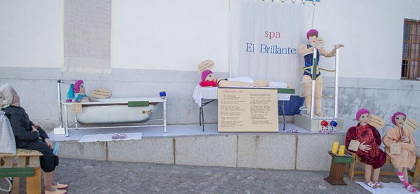 Un grupo de 'estresadas' ganan el concurso de Mayos de Pedroche