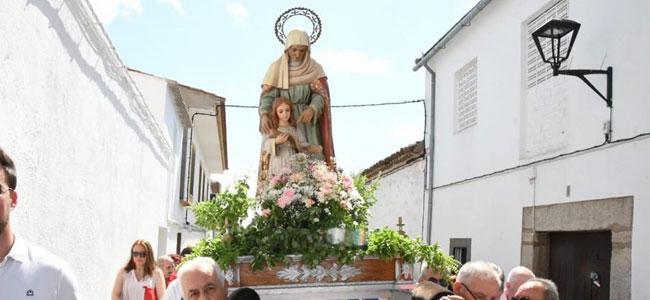 El Guijo suspende la Feria y Fiestas en Honor a la Abuelita Santa Ana